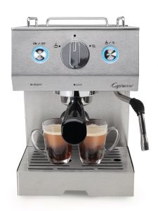 Capresso Cafe PRO Espresso and Cappuccino Machine