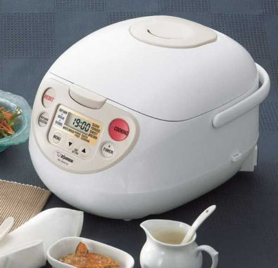 Zojirushi Micom Rice Cooker and Warmer, 5.5 Cup