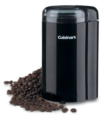 Cuisinart Coffee Grinder, Black