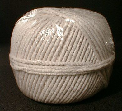 Cotton Butcher's Twine, 370 Ft.
