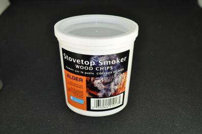 Alder Smoke Dust for Stovetop Smokers