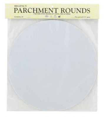 Parchment Circles, 12 in.