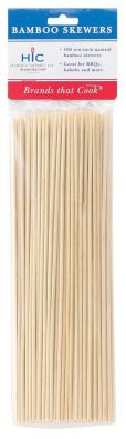 Bamboo Skewers, 10 in.