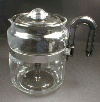 Medelco Glass Percolator, 8 Cup