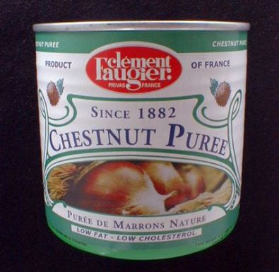 Clement Faugier Chestnut Puree, 15.5 oz.