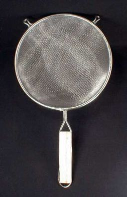 Double Mesh Strainer, 8 in.