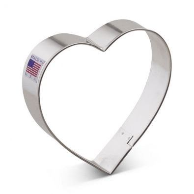 Heart Cookie Cutter, 4 in. 7048A