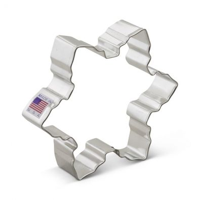 Snowflake Cookie Cutter, 4.5 in. 7041A