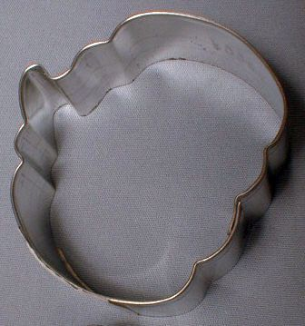 Pumpkin Cookie Cutter 1070A