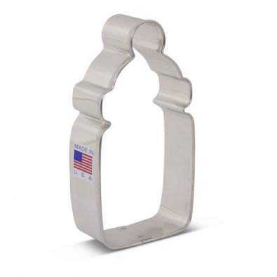 Baby Bottle Cookie Cutter 8064A