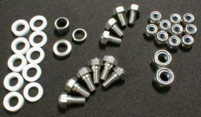 Bron Nuts, Screws, Spacers Set for Bron Professional Mandoline