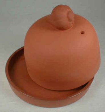 Terracotta Garlic Roaster