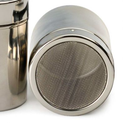 Endurance Fine Mesh Stainless Shaker With Cover