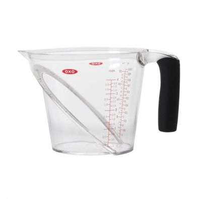 OXO GoodGrips Angled Liquid Measuring Cup, 4 Cup