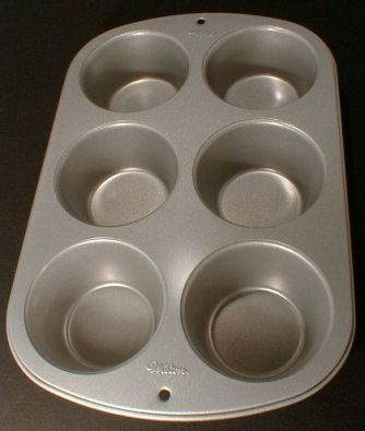 Wilton Recipe Right Jumbo Nonstick Muffin Pan