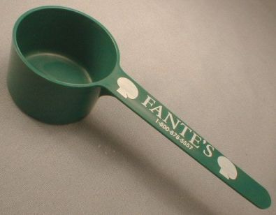 Fante's Coffee Measure Scoop