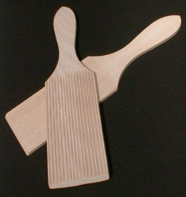 Wooden Butter Paddles