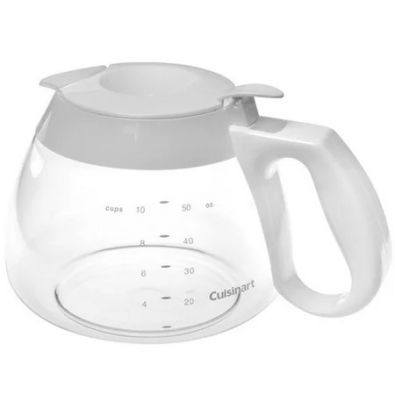 Cuisinart DCC-RC10W Replacement Carafe White