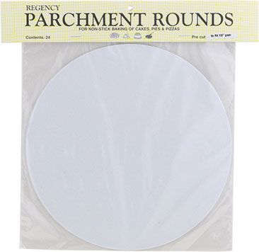 Parchment Circles, 10 in.
