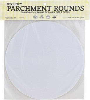 Parchement Circles, 8 in.