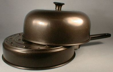 Domed Stovetop Potato Baker, Nonstick