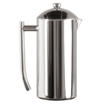 Frieling Stainless Steel Insulated French Press, 10 Cup