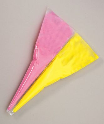 Striper Disposable Pastry Bags, 10 Pack