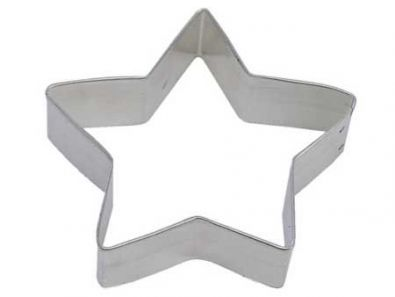 "Star Cookie Cutter 3.5"" 7871A"