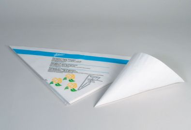 Parchment Paper Triangles