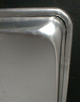 Heavy Aluminum Jelly Roll Pan, 21 x 15 x 1 in.