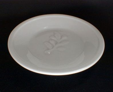 White Porcelain Oil Dipping Dish
