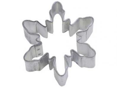 Snowflake Cookie Cutter, 2.25 in. 0957