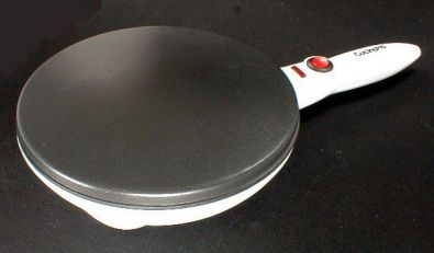 CucinaPro Cordless Electric Crepe Maker, Nonstick