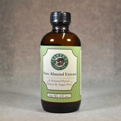 Fante's Pure Almond Extract, 4 oz.