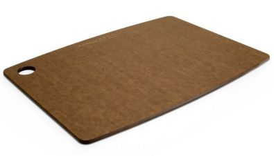 Epicurean Kitchen Cutting Board, 14.5 x 11.25 in., Nutmeg