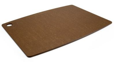 Epicurean Kitchen Cutting Board, 17.5 x 13 in., Nutmeg