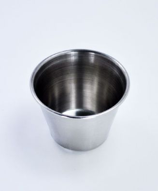 Stainless Steel Deep Condiment Cup