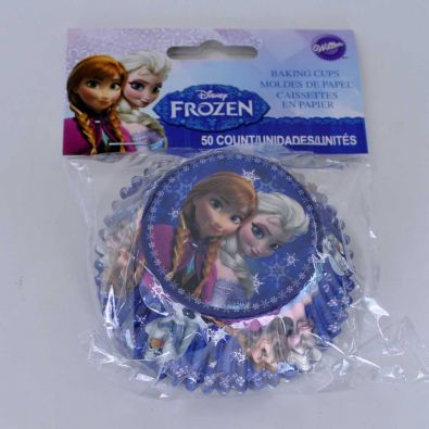 Wilton Frozen Baking Cups 50-Ct