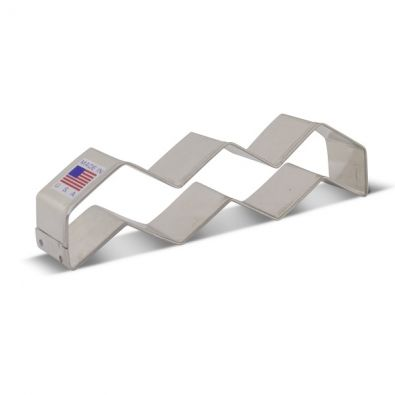 Chevron Pattern Cookie Cutter 8063A