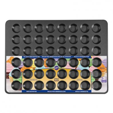 Wilton Perfect Results Mini Muffin Pan 15x21-Inch