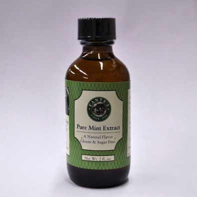 Fante's Pure Mint Extract 2-Oz