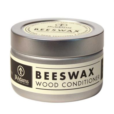 JK Adams Beeswax Wood Conditioner 6 Oz
