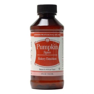 LorAnn Pumpkin Spice Baking Emulsion 4-Oz