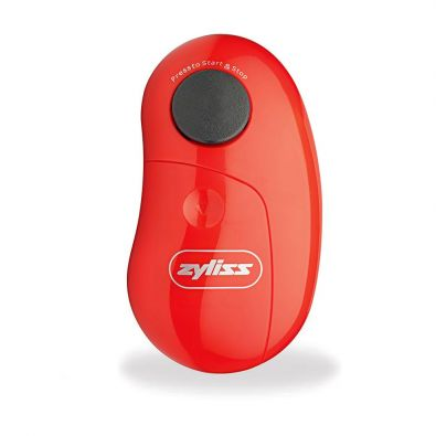 Zyliss EasiCan Electric Can Opener Red