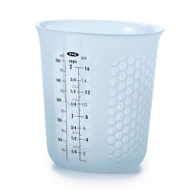 Oxo Squeeze and Pour Silicone Measuring Cup 2-Cup