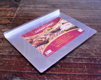 Winco Deluxe Aluminum Cookie Sheet 14x20-Inch