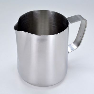 Winco Stainless Steel Frothing Pitcher 14-Oz