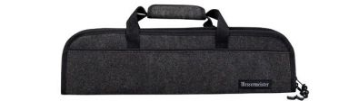 Messermeister Felt Knife Roll 5-Pocket Charcoal Gray