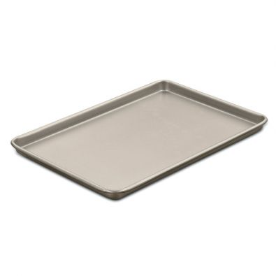 Cuisinart Chefs Classic Champagne Nonstick Cookie Sheet 15x11x1-Inch