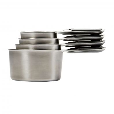 OXO GoodGrips Stainless Steel Measuring Cups
